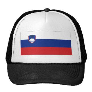 Slovenia National Flag Cap