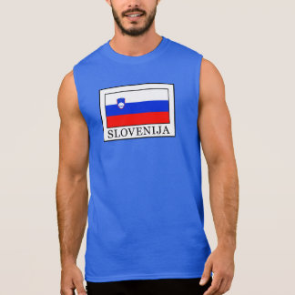 Slovenija Sleeveless Shirt