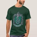 Slytherin Crest Green T-Shirt