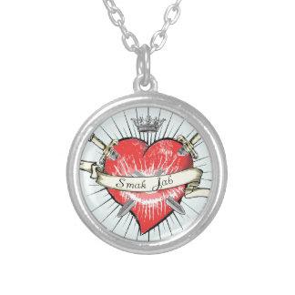 Smak Jab Personalized Necklace