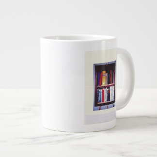 Small American Library 1985 Large Coffee Mug