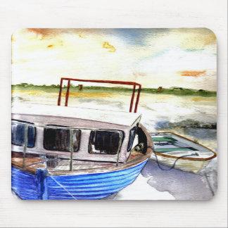 'Small Boats' Mousepad