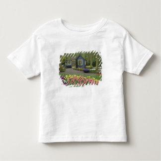Small cottage flower shop, Keukenhof Gardens, Toddler T-Shirt