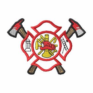 Small Fire Logo #2 Polo