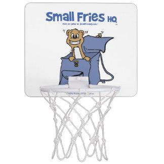 Small Fries HQ Mini Basketball Hoop