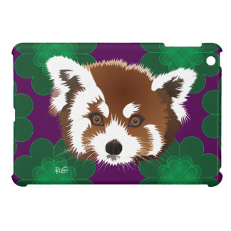 Small panda (Ailurus fulgens) iPad mini covering iPad Mini Cover