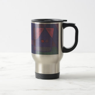 Small room in Venice by Paul Klee Travel Mug