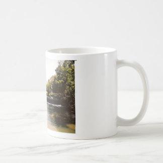 Small Waterfall Basic White Mug