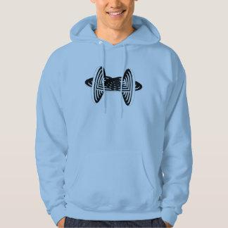 Smart Bell Men's Hooded Sweatshirt