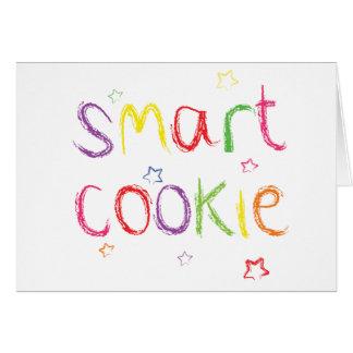 Smart Cookie Congratulations Card