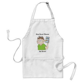 smart-phone standard apron