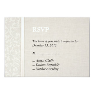 SmartElegance Natural Wedding Collection Card