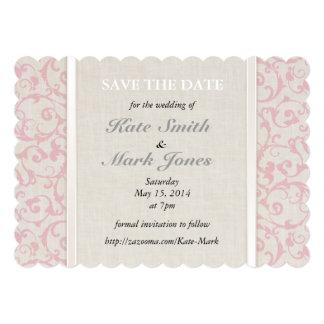 SmartElegance Pink Wedding Collection Card