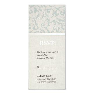SmartElegance SeaSpray Wedding Collection Card
