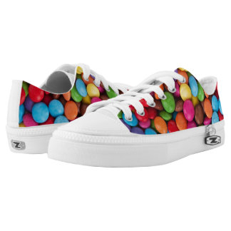 Smarties Shoes Printed Shoes