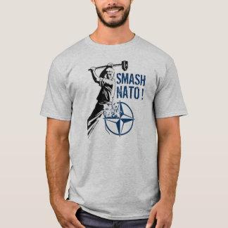 SMASH NATO ! T-Shirt