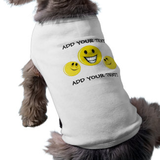 Smile and Personalize It ! by SRF Shirt