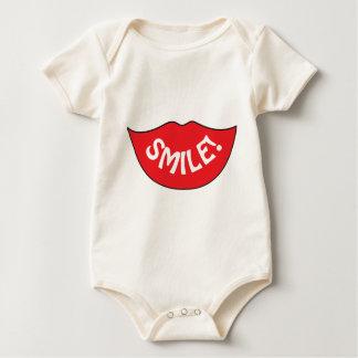 Smile! Baby Bodysuit