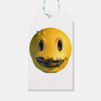smile freak gift tags