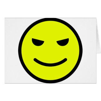 Smiley 2011 card