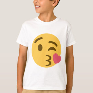 Smiley KIS Emoji T-Shirt