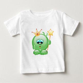 Smiley Prince Baby T-Shirt