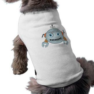 Smiley Robot Shirt