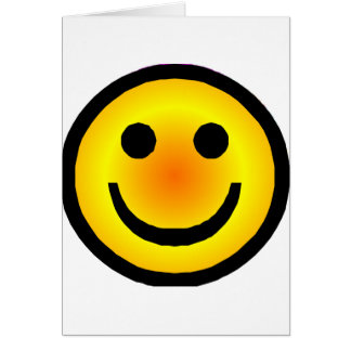 Smiley Too Card