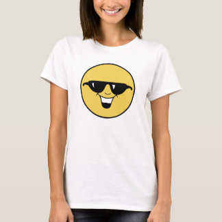 Smiley With Shades T-Shirt