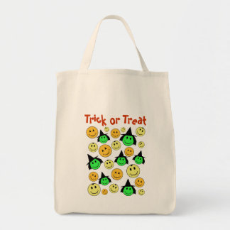 Smilies Trick or Treat Bag
