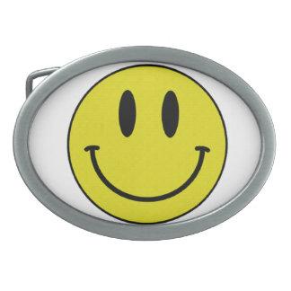 Smiling Belt Buckle