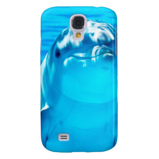Smiling Dolphin Underwater Sea Life Galaxy S4 Case