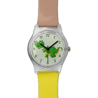 Smiling Dragon cartoon Wrist Watches
