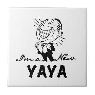 Smiling New Yaya Tshirts and Gifts Tile