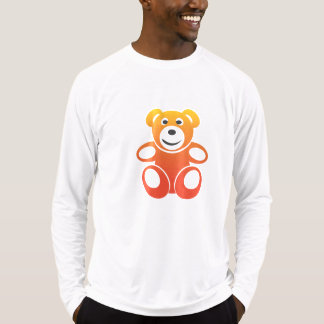 Smiling Summer Teddy T-Shirt