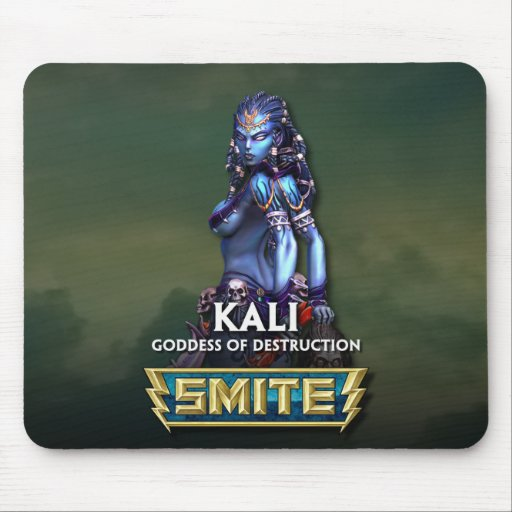 SMITE: Kali, Goddess of Destruction Mousepad