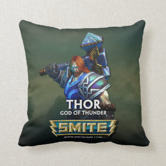 SMITE: Thor, God of Thunder Pillows