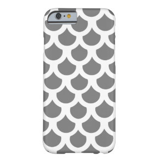 Smoke Fish Scale 2 Barely There iPhone 6 Case