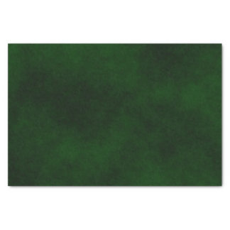 Smokey Forest Green Tissue Paper