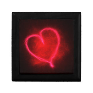 Smokey Heart Gift Box