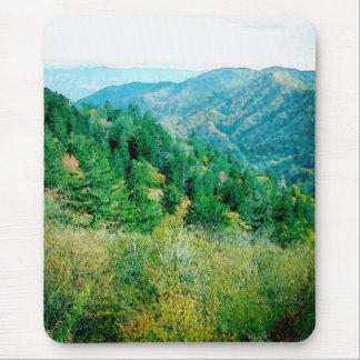 Smokey Mountains Mouse Pad