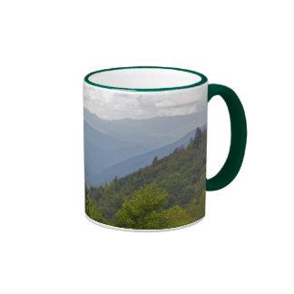 Smokey Mountains Ringer Mug