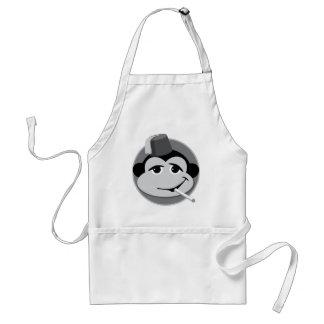 smoking monkey apron! standard apron