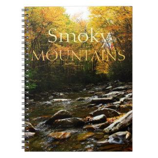 Smoky Mountain Autumn Notebook