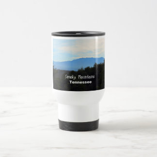 Smoky Mountains, Tennessee Stainless Steel Travel Mug