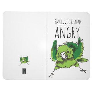 Smol, Coot, and Angry Journal