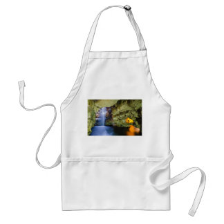 Smoo Cave Durness in Sutherland Highland Scotland Apron