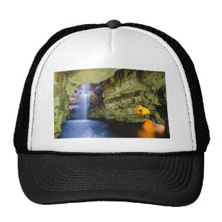 Smoo Cave Durness in Sutherland Highland Scotland Hat