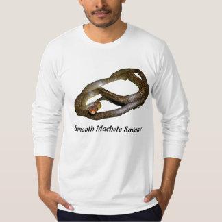 Smooth Machete Savane American Apparel Long T-Shirt