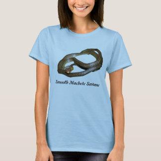 Smooth Machete Savane Ladies Baby Doll T-Shirt